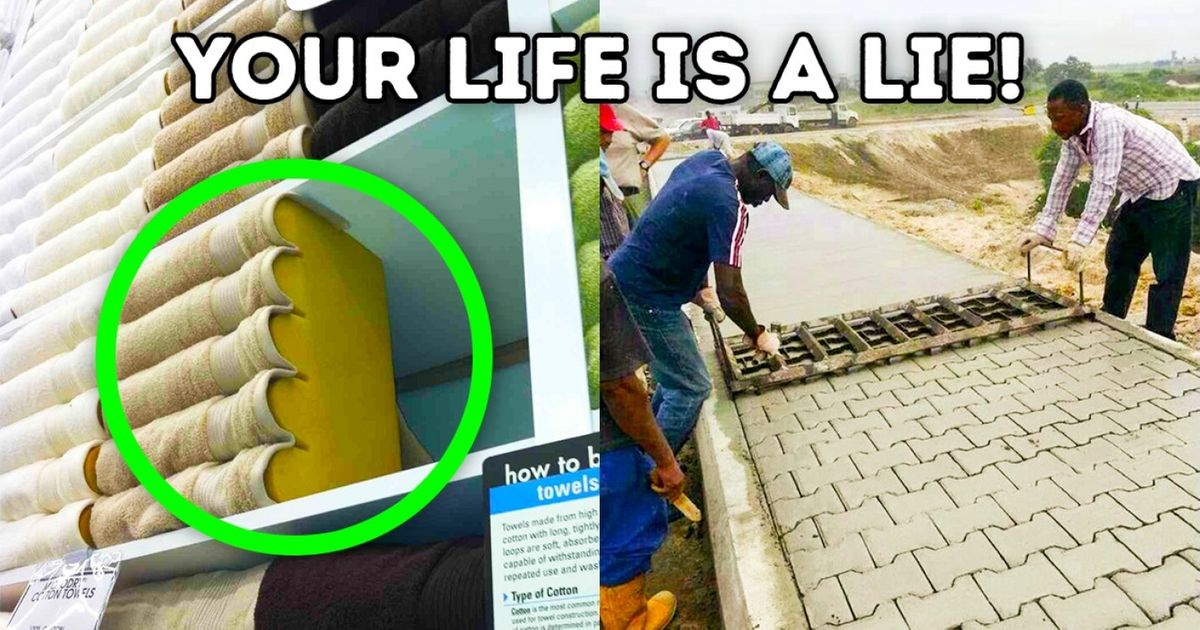 14 Proofs That Our Life Is a Lie