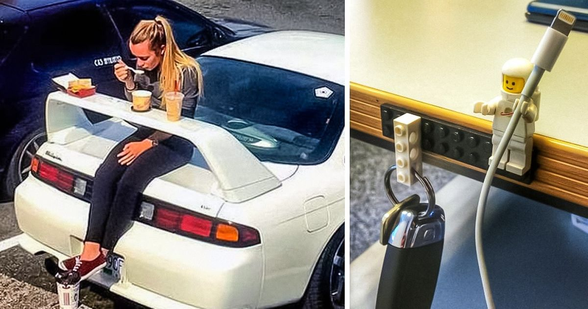18 Brilliant Ideas for Using Ordinary Things in a Totally Different Way
